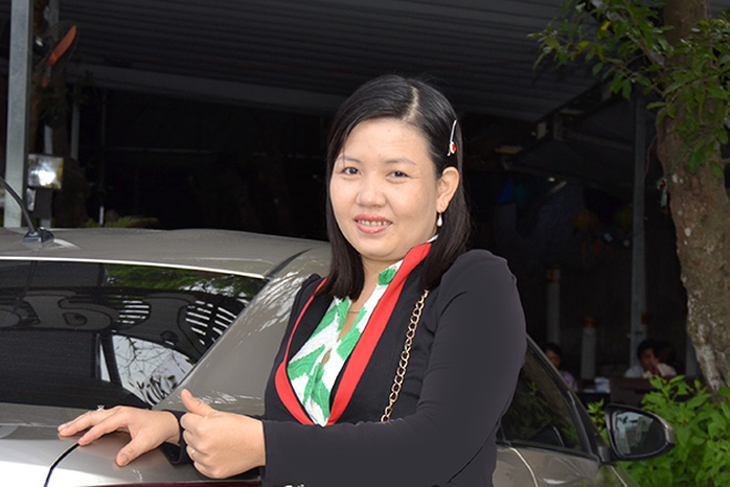 Chị Trần Thị Diễm Thuý