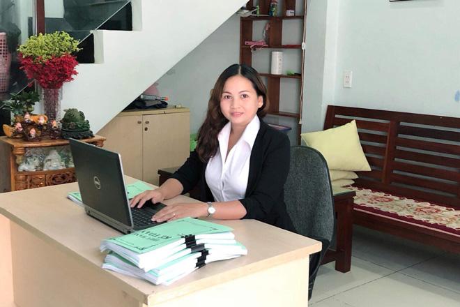 Chị Lê Thị Mai Liên