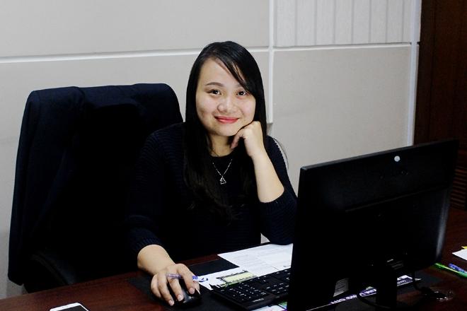 Chị Bùi Thị Ngọc Hoài