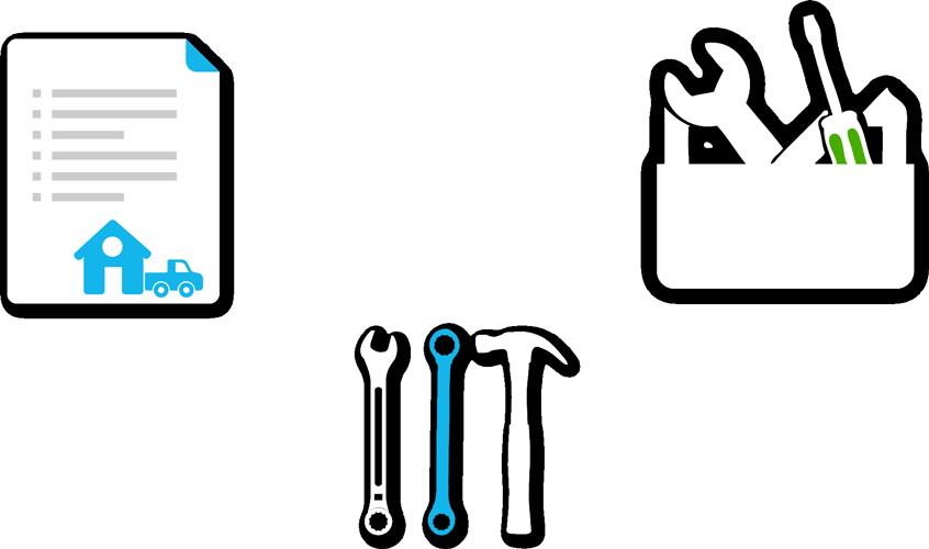 Tự động phân bổ chi phí sản xuất chung