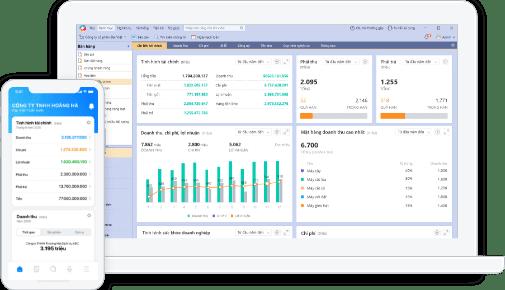 Phần mềm kế toán doanh nghiệp được tin dùng nhất