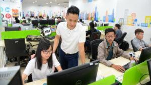 quản lý doanh nghiệp công nghệ thông tin