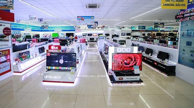 kế toán doanh nghiệp lĩnh vực thiết bị điện máy