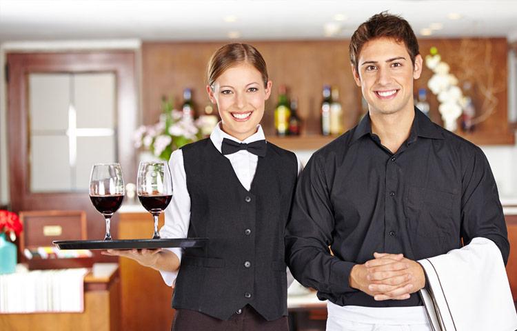 khách sạn, nhà hàng