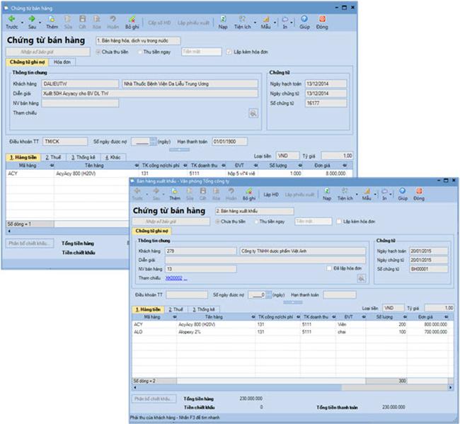 Phần mềm kế toán MISA SME – 27 năm số 1 Việt Nam