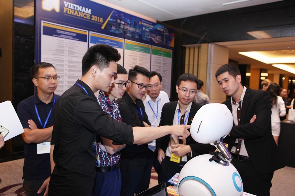MISA là nhà cung cấp hóa đơn điện tử duy nhất xuất hiện tại Vietnam Finance 2018