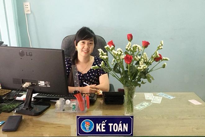 Chị Nguyễn Thị Quỳnh Ngân