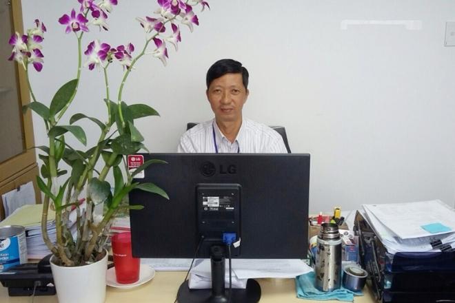 Anh Nguyễn Thành Nhất Long