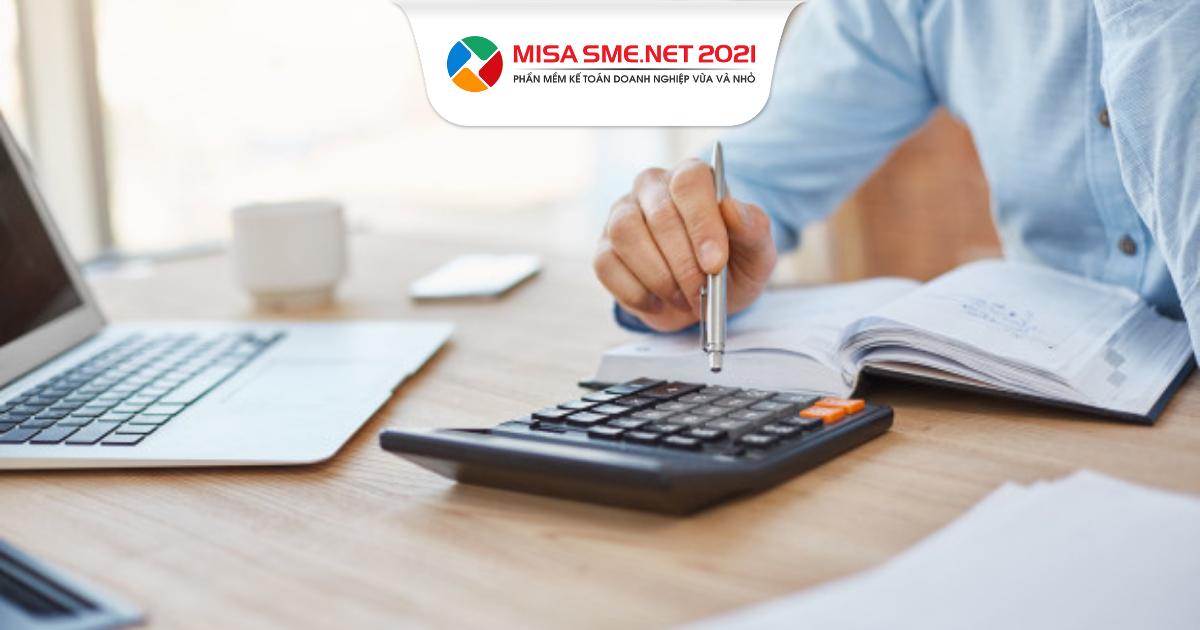 quy trình làm sổ sách kế toán doanh nghiệp dịch vụ và thương mại